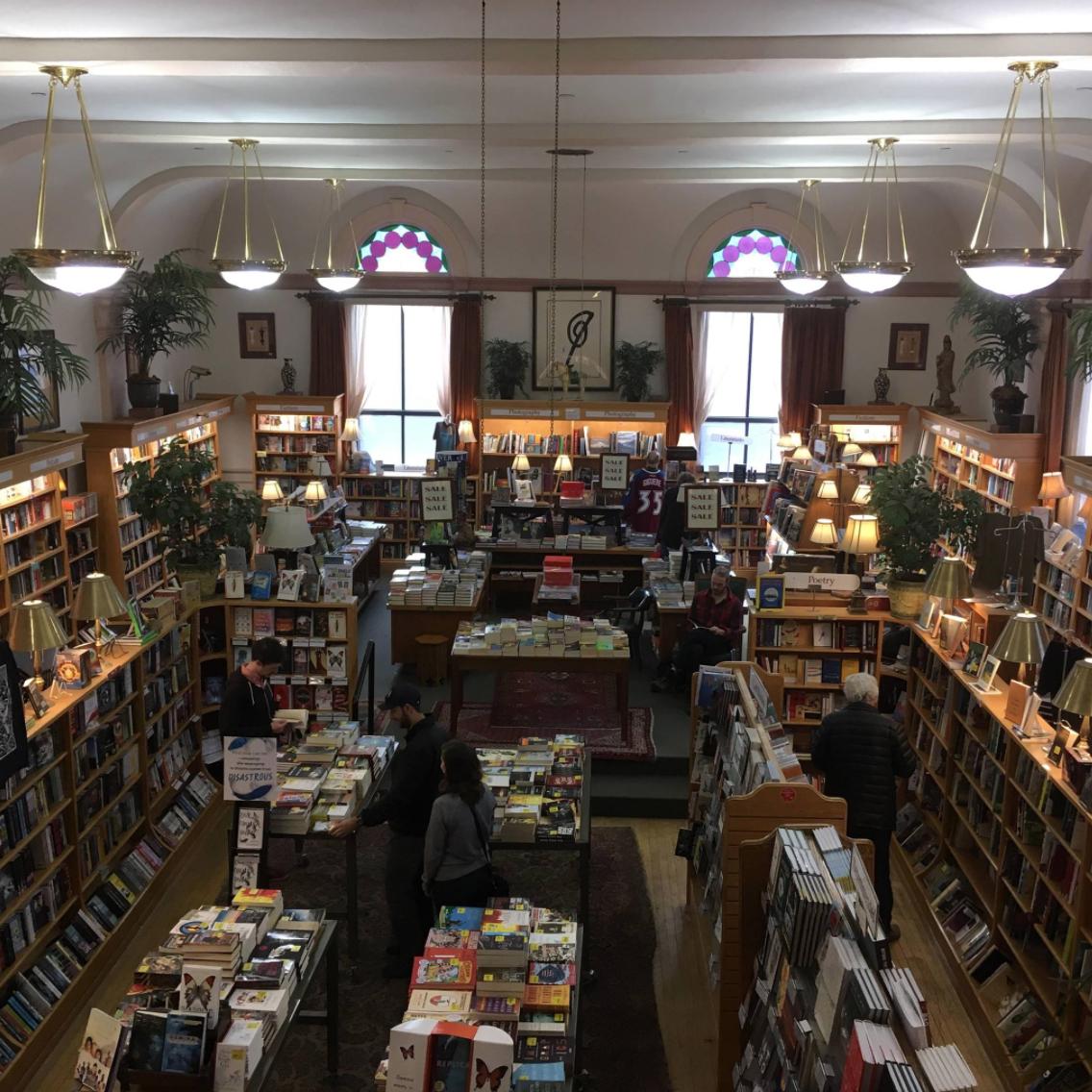 Boulder Bookstore