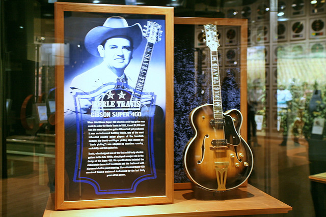 Merle Travis Hall of Fame
