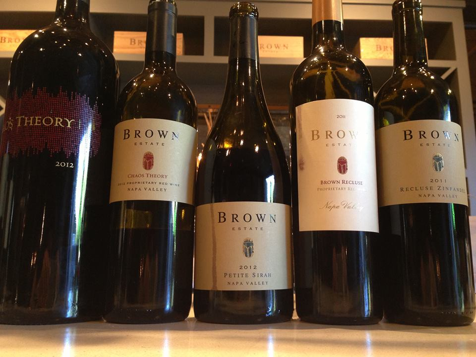 Brown Estate Wines