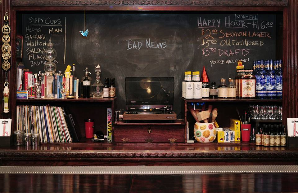 Captain Foxheart's Bad News Bar & Spirit Lodge